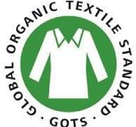 Certificados ecológicos GLOBAL-ORGANIC-TEXTILE-STANDARD-GOTS-Logo-Certificado-Camisetas-Ecológicas-Algodon-Organico