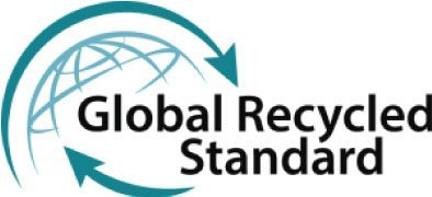 Certificados ecológicos GLOBAL-RECYCLE-STANDARD-GRS-LogoCertificado-Camisetas-Ecológicas-Algodon-Reciclado